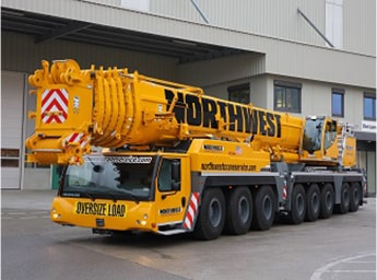 All-Terrain Crane Equipment