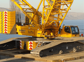 Crawler Crane Equipment