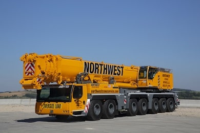 Northwest LTM 1400-7.1