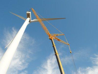 Wind Turbine Generator Replacement