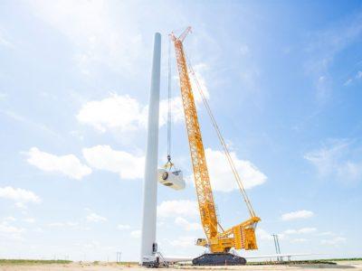 LR11000 - Wind Farm Nacelle