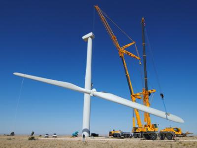 Wind Turbine Maintenance in New Mexico